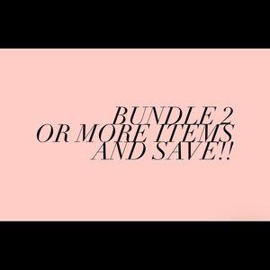 Other - 10% off bundle!!